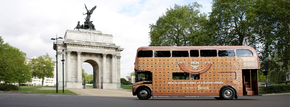 MCM: London Bus On Tour