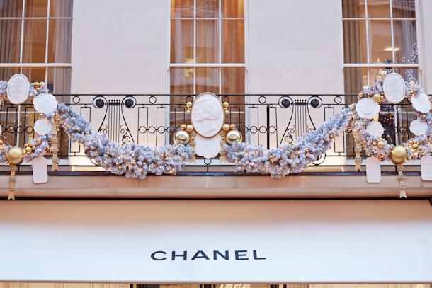 Chanel: Christmas 2014