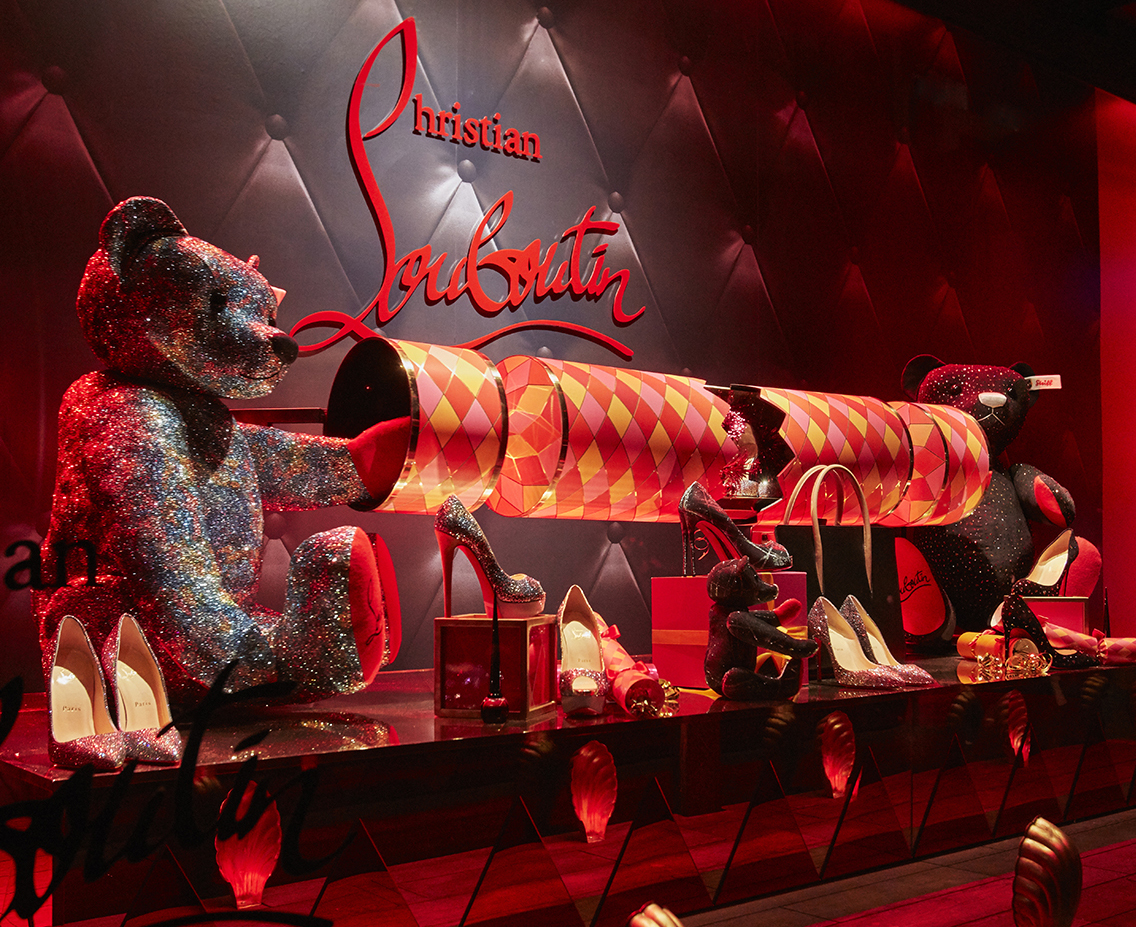 Harrods: Christmas Windows 2015