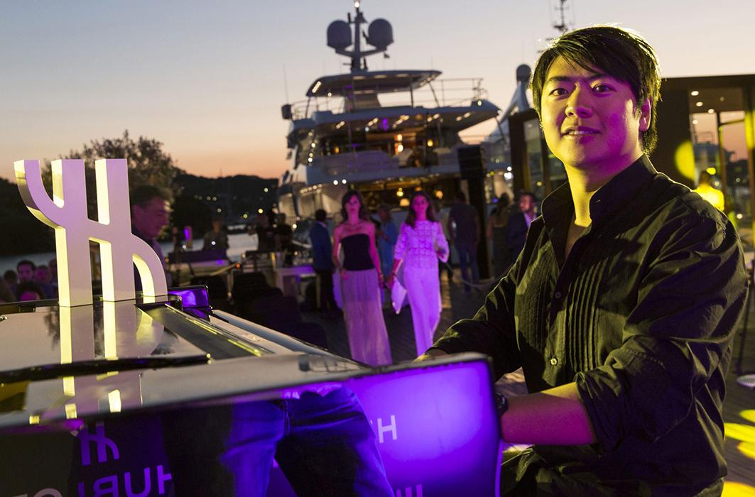 Hublot: Porto Cervo, Lang Lang Private Concert