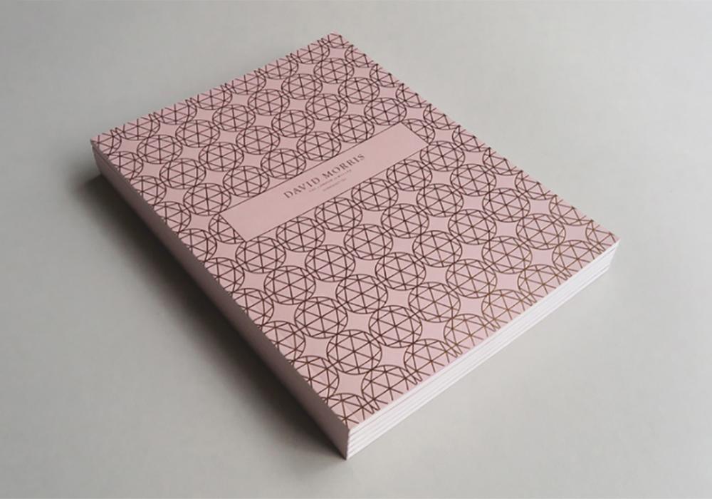 Luxury Brochure Design JUSTSO-David-Morris-Brochure