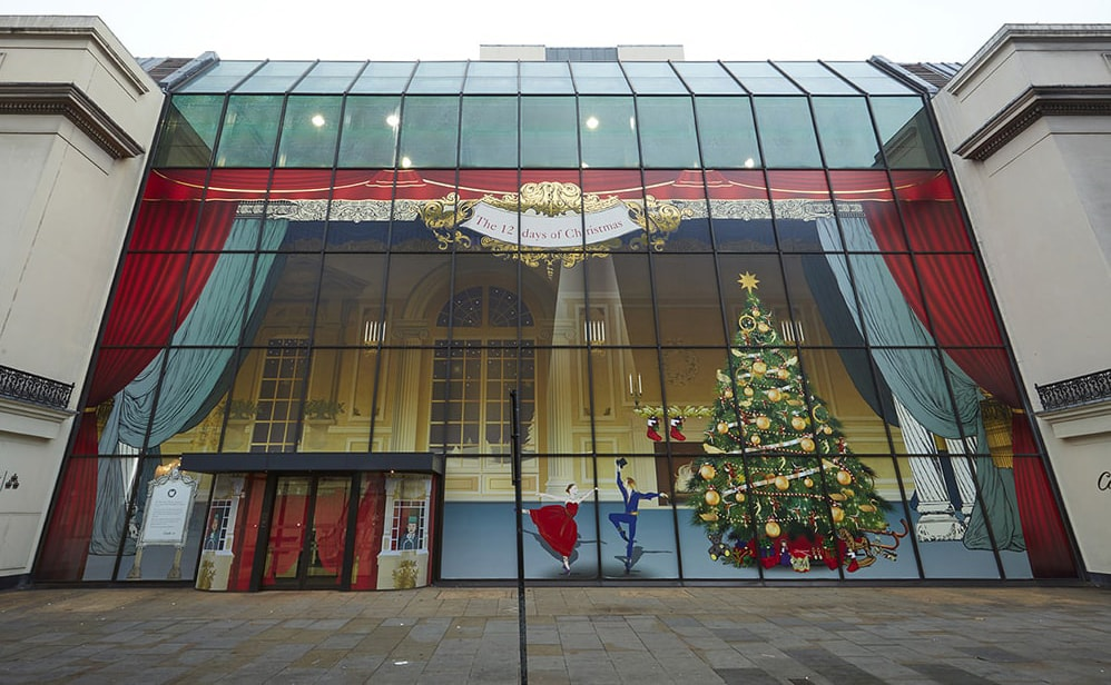 Coutts: Christmas 2016