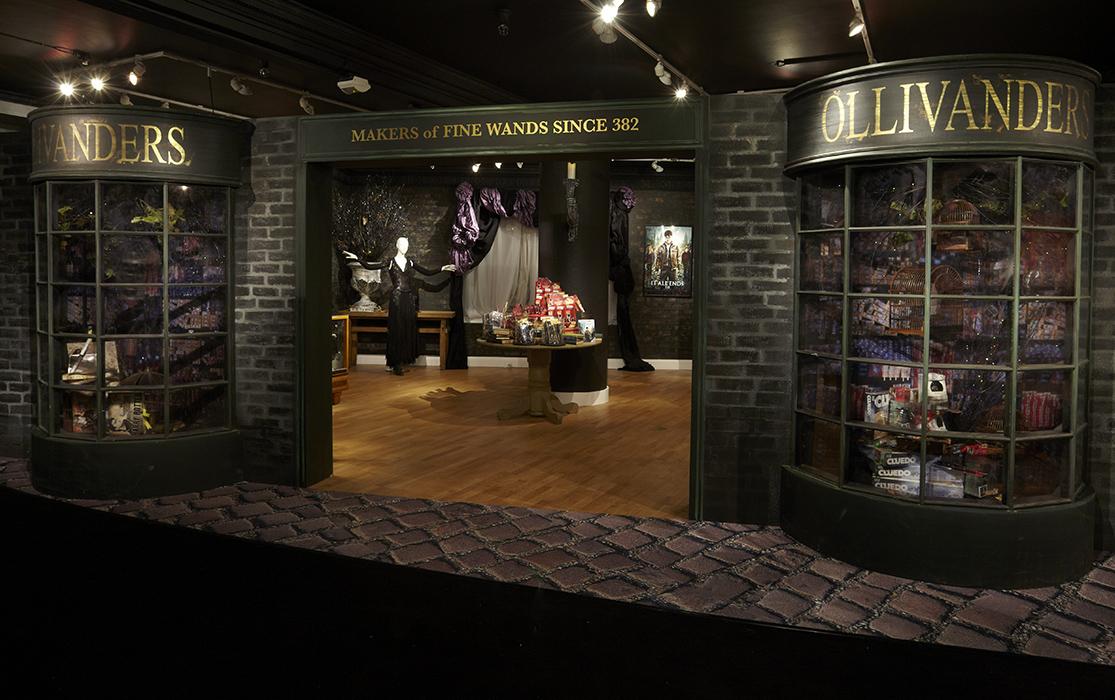 JUSTSO-Harry-Potter Retail Design London