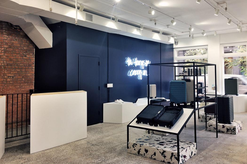 Retail Interior Design Companies - Away Case Study - JUSTSO