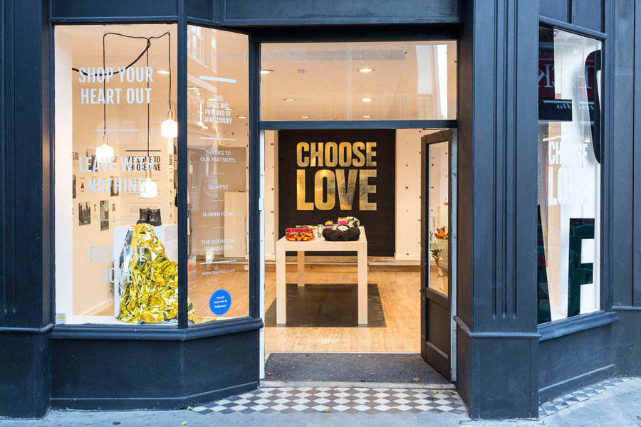 pop up shop design - justso