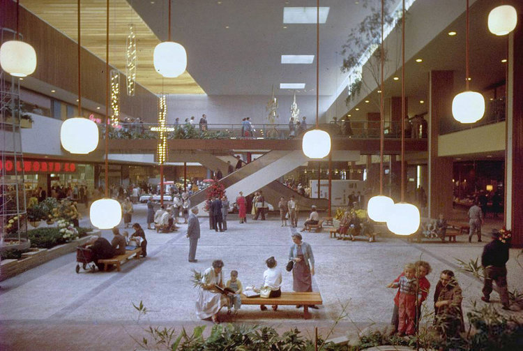1956 Southdale Center